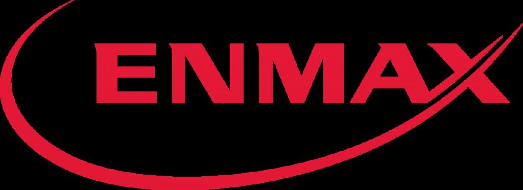 ENMAX logo - ENMAX generates, transmits, distributes, and sells energy to Albertans