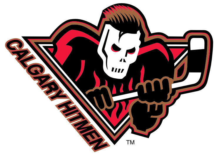 Calgary Hitmen Hockey Club Logo