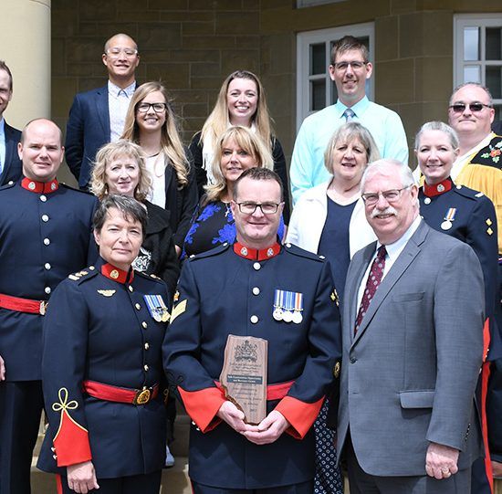 SORCe Calgary wins a community justice award for partnerships and collaberation.