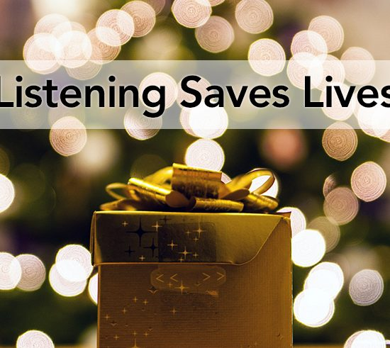 listening saves lives donate to distress centre calgary to help people in crisis