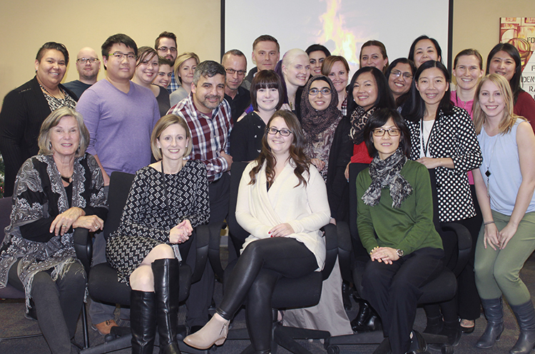 Distress Centre Staff Photo