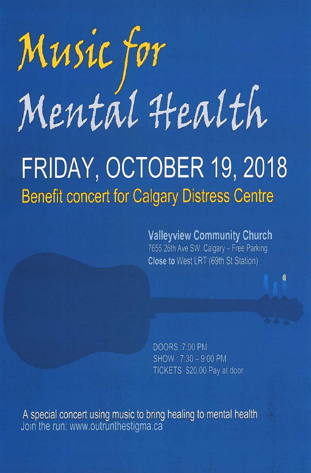 music for mental health benefit